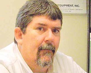 Columbiana County Emergency Management Director Darren Dodson