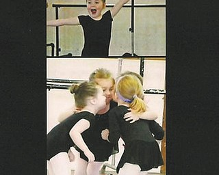 Nancy Fawcett of Canfield sent in this photo of her 4-year-old granddaughter Rory Geissler's dance class. Rory lives in Joppa, Md.