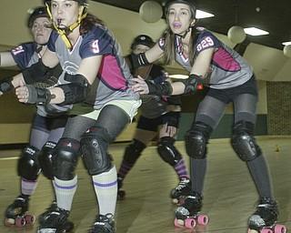 Little Steel Derby Girls