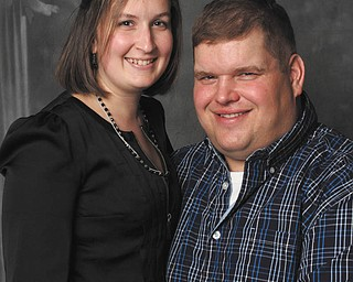 Brent Baker and Shannon Stanwood