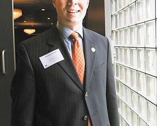 Warren native George Brown, 26, works for Republican U.S. Sen. Rob Portman of Cincinnati. His father, John Brown, a Democrat, is a Warren councilman.