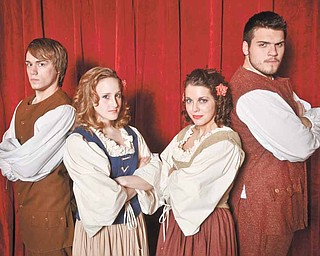 """This weekend, Youngstown State University presents """"La Perichole,"""" a lesser-known opera by great composer Jacques Offenbach."""