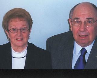 Mr. and Mrs. William P. Garrett