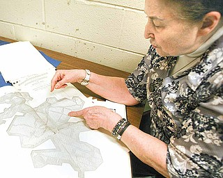 YSU professor Ann Harris said she collects mine-inspection reports from estate sales and auctions. The Ohio Department of Natural Resources also solicits copies of old maps with the location of abandoned mines to add to its archives.