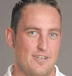 YSU tennis coach Mark Klysner