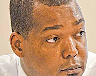 Youngstown Metropolitan Housing Authority board member David Turner.