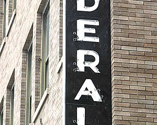 The Federal Building is at 18 N. Phelps St. in downtown Youngstown.
