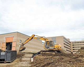 Construction has begun on the $8 million Joanie Abdu Comprehensive Breast Care Center at St. Elizabeth Health Center on Belmont Avenue in Youngstown.