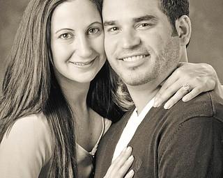 Marla Luntz and Andrew Spitz