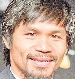 Manny Pacquiao  (AP Photo/Julie Jacobson)