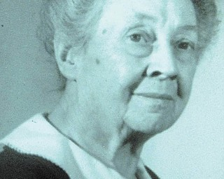 The late Ada R. Miller, who lived in Columbiana