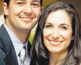 John Sevastos and Nicole Santiago