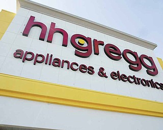 Though the grand opening doesn't happen until Thursday, Steve Gilmartin, hhgregg general manager, said he's been impressed with the foot traffic during the store's soft open. The hhgregg Boardman location, 441 Boardman-Poland Road, is the company's 175th store.