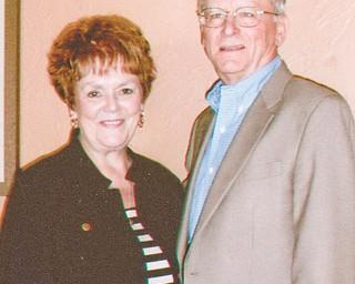 Mr. and Mrs. Raymond Calcagni