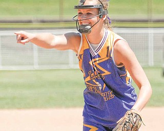The Champion softball team is one game away from a perfect season and a Division III state title thanks in part to ace Lindsay Swipas, who pitched the Flashes to a 5-2 win over the Clear Fork Colts in the semifi nal game Thursday at Akron Firestone Stadium.