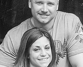 Megan Ross and Steven Engster II