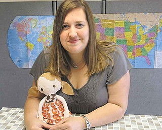 ROBERT K. YOSAY | THE VINDICATOR..The world at her dolls fingertips - .Sarah Faix and play with dolls as Sarah has used the internet / facepage/ to sell her dolls ...-30-