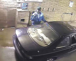 Police are asking the public to help identify the man who robbed a 24-year-old Youngstown woman at knife-point about 10 p.m. June 17 at the What-A-Wash, 5300 South Ave. The suspect is described as a 5-foot-6-inch black man in his 50s, weighing 150-165 pounds.