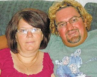 Jennette Miligi and William Sawders