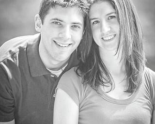 Daniel Gowanlock and Heather Moff