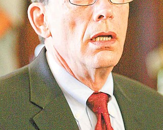 David P. Muhek, an assistant Lorain County prosecutor and a special prosecutor in the case, explains why the state had to request dismissal of the charges.