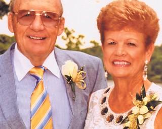 Mr. and Mrs. Jerry Bernard