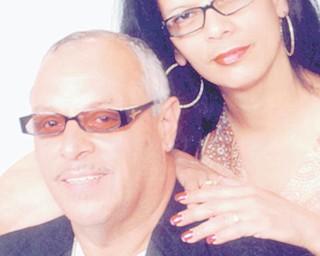 Hector M. Hernandez Sr. and Migalia Vargas