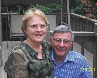 Mr. and Mrs. Joseph Catullo