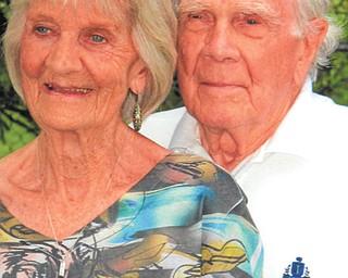 Mr. and Mrs. Robert Thomas