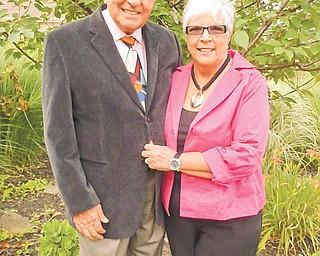 Mr. and Mrs. Richard Sakara