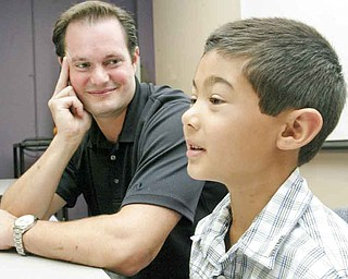 Connor Zamary, 7, of North Lima invented an iPhone and iPod application called Toaster Pop. He went through the entire business process, from filling out paperwork to pitching investors and talking with a developer. He eventually wants to be an entrepreneur, just like his father, Craig, founder and president of GreenEnergy TV.