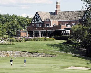This fall will be the 100th anniversary of the first golf swing at Youngstown Country Club. Its fairways and trees wrap around more than 100 acres with a vista crowned by a magnificent clubhouse.