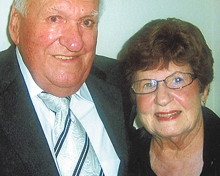 Mr. and Mrs. Joseph Horvath