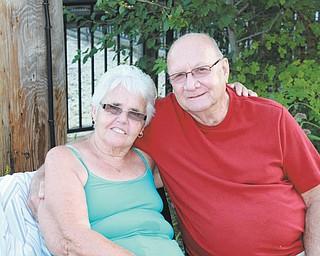 Mr. and Mrs. Robert Monoski