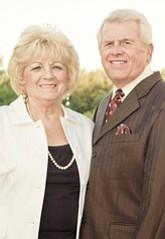 Mr. and Mrs. Ronald W. Palowitz