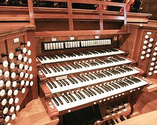 William d Lewis the Vindicator  Restored organ at Stambaugh Auditorium
