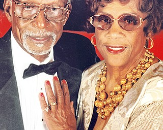MR. AND MRS. SYLVESTER JACKSON