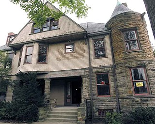 Renovation of the historic Porter and Mary Pollock House on Wick Avenue is resuming, and work is expected to be done in May. Youngstown State University awarded the $2.2 million contract to DSV Builders of Niles, to serve as the general contractor for the project.