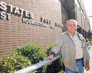 Dan Napolitan, 59, of Austintown has worked as an electronic technician for 25 years in the maintenance department at the Youngstown processing center. He's one of about 500 Valley workers who could lose their jobs should the U.S. Postal Service eliminate a proposed 35,000 positions.