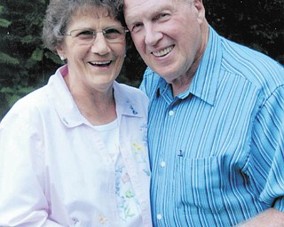Mr. and Mrs. Gerald Goehring