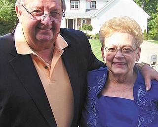 Mr. and Mrs. Paul Klacik