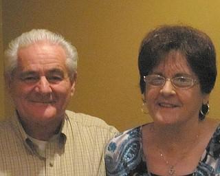 Mr. and Mrs. Vito Restaino Sr.