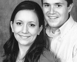 Lauren Adams and Benjamin Reed