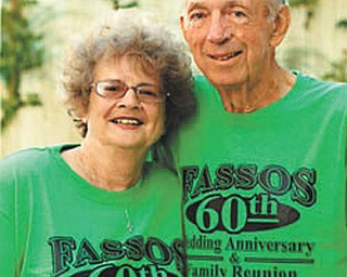 Mr. and Mrs. William Fassos