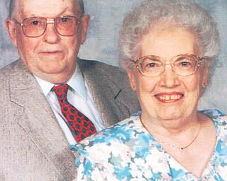 Mr. and Mrs. Harold Beda
