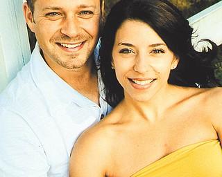 Adam Carano and Nicole Kocanjer
