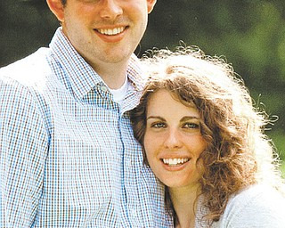 Drew Pitzer and Maggie O'Reilly