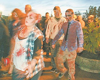 Youngstown: Zombie Crawl