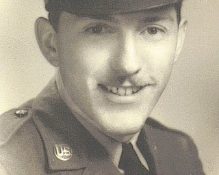 Here is Stanley Hewitt of Youngstown as he appeared when he served in the Army Air Corps from 1939 to 1945. Photo sent in by his daughter, Barbara Cardarelli of Struthers.