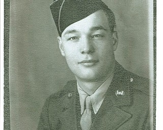 Lisa Weimer sent in this photo of her favorite veteran, her grandfather, Alfred Pitts Sr. He was from Hubbard and served in the U.S. Army from 1942 to 1945 during WW II. She says he is very sadly missed.